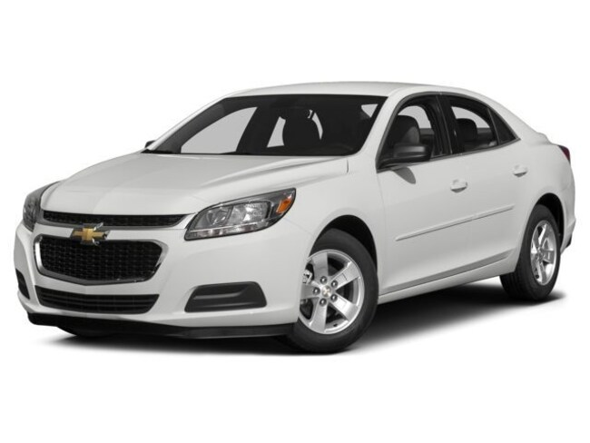 2016 Chevrolet Malibu Limited 1FL Sedan