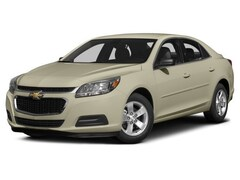 Bargain Used 2016 Chevrolet Malibu Limited LT Sedan Klamath Falls, OR