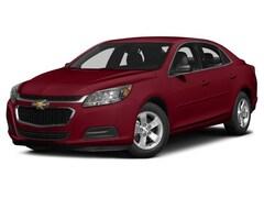 2016 Chevrolet Malibu Limited LTZ Sedan
