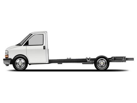 2016 Chevrolet Express Cutaway 4500 Series Diesel Truck