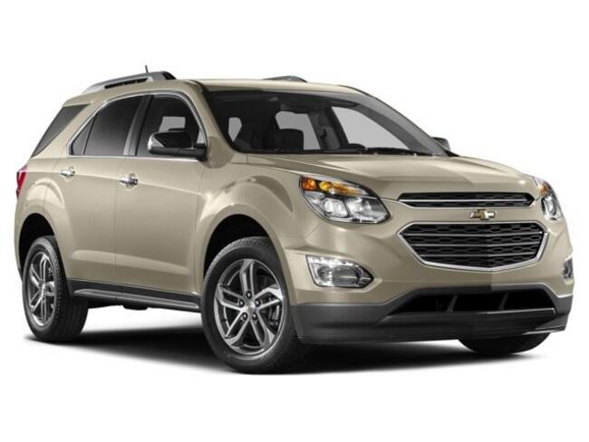 Used 2016 Chevrolet Equinox LT SUV near Fayetteville