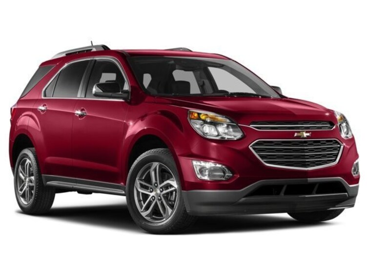 Used 2016 Chevrolet Equinox LT SUV For Sale Indiana, Pennsylvania