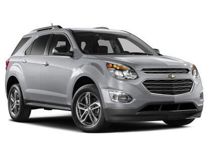 Used 2016 Chevrolet Equinox Lt For Sale Clintonville Wi
