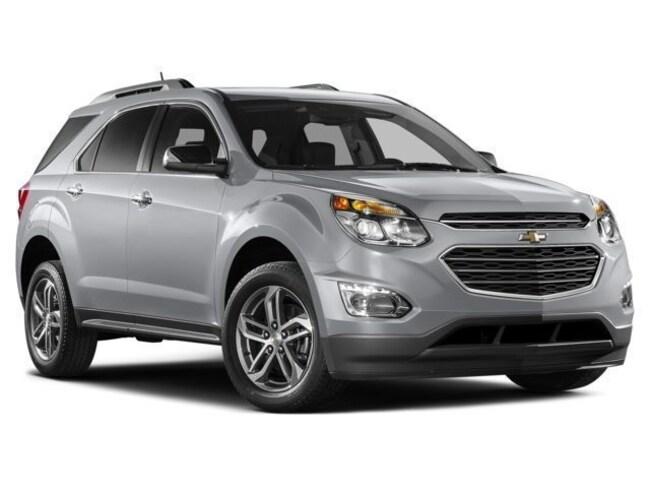 2016 Chevrolet Equinox LT SUV AWD LT