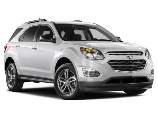 2016 Chevrolet Equinox 4D SUV AWD