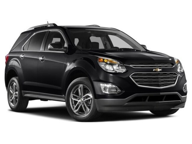 Used 2016 Chevrolet Equinox LT Sport Utility in Osseo