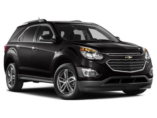 Used 2016 Chevrolet Equinox LT SUV for sale in marshfield wi
