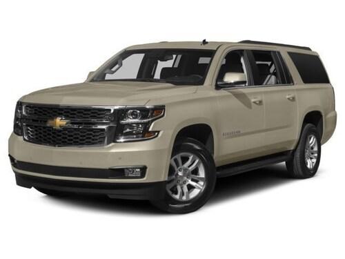2016 Chevrolet Suburban SUV