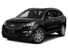 Used 2016 Chevrolet Traverse LT w/1LT SUV in North Platte, NE