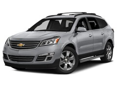 Certified Pre-Owned 2016 Chevrolet Traverse LTZ SUV for sale in Anniston, AL