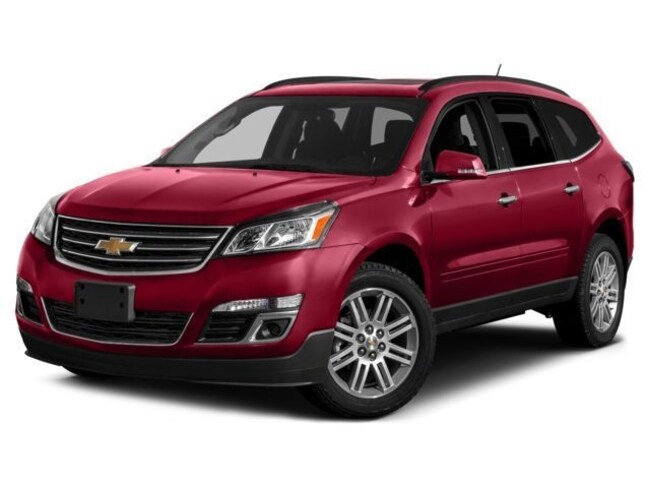 Used 2016 Chevrolet Traverse For Sale | Boise/ Nampa ID