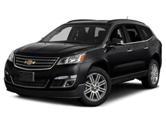 Used 2016 Chevrolet Traverse LT w/1LT SUV 16265T1 for Sale in Springfield, IL, at Honda of Illinois
