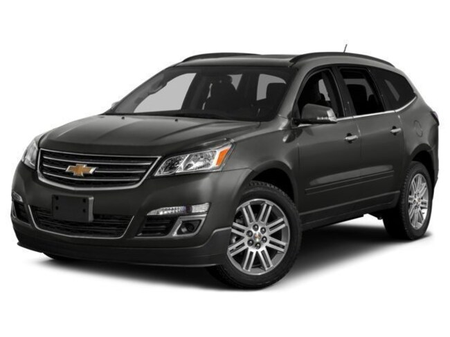 Used 2016 Chevrolet Traverse LT SUV in Bunker Hill, IN