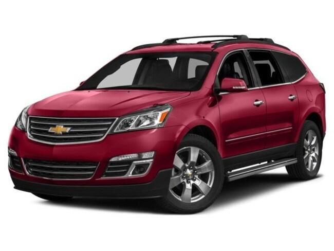 Used 2016 Chevrolet Traverse in Clayton, GA