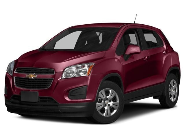 New 2016 Chevrolet Trax LT SUV Buffalo NY