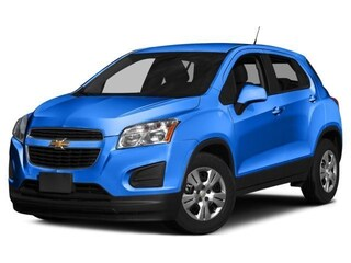 Used 2016 Chevrolet Trax LS Crossover in Kingsport, TN