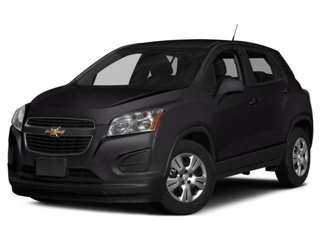 New 2016 Chevrolet Trax LT SUV Buffalo NY