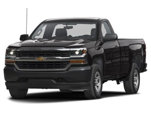 2016 Chevrolet Silverado 1500 Work Truck Truck Regular Cab
