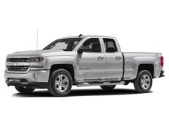 2016 Chevrolet Silverado 1500 Work Truck Truck Double Cab