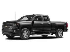 2016 Chevrolet Silverado 1500 4WD Double Cab 143.5 Custom Extended Cab Pickup For Sale in Westport, MA