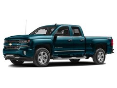 Used 2016 Chevrolet Silverado 1500 LT Truck Double Cab for sale  in Grand Junction, CO