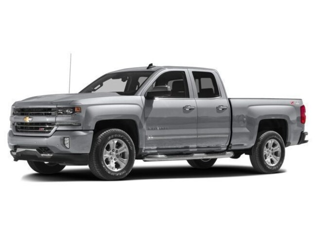 Used 2016 Chevrolet Silverado 1500 LT Truck Double Cab for sale in Merced, CA