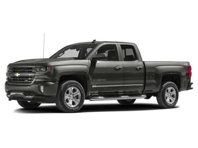 Used 2016 Chevrolet Silverado 1500 LT Truck in Livermore, CA