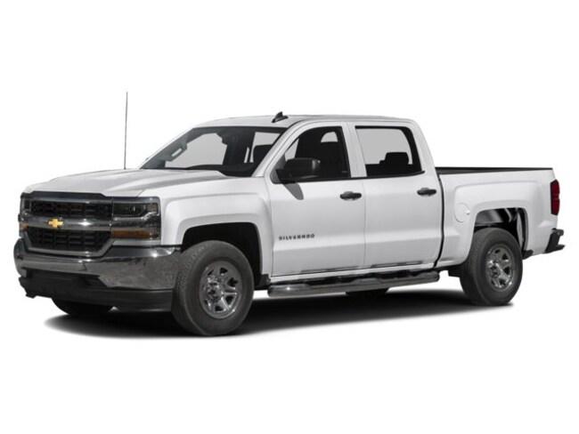 2016 Chevrolet Silverado 1500 WT Truck