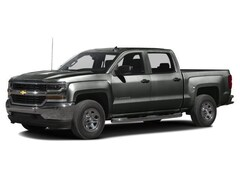 2016 Chevrolet Silverado 1500 LT Crew Cab Truck 3GCUKREC7GG114425 for sale in Somerset, MA at Somerset Chrysler Jeep Dodge Ram