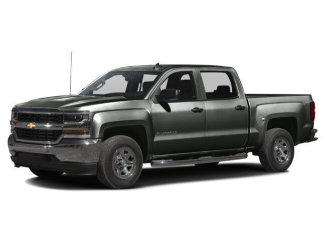 Used 2016 Chevrolet Silverado 1500 LT Crew Cab Truck for sale in Somerset, MA at Somerset Chrysler Jeep Dodge Ram