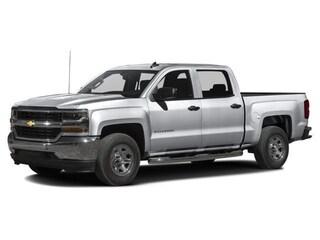 2016 Chevrolet Silverado 1500 4WD Crew Cab 143.5 LT w/1LT truck