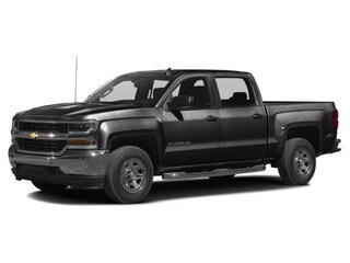 Used 2016 Chevrolet Silverado LT 4WD Crew Cab 143.5 9925A in Durango, CO