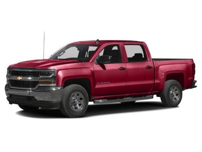 2016 Chevrolet Silverado 1500 LTZ Truck