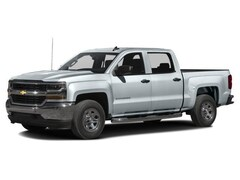 Used 2016 Chevrolet Silverado 1500 LTZ Crew Cab for sale in Decatur, IL