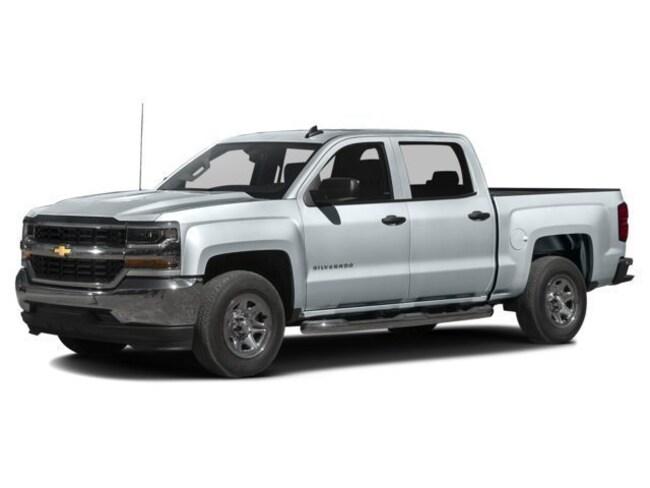 2016 Chevrolet Silverado 1500 LTZ Truck Crew Cab