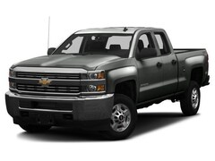 2016 Chevrolet Silverado 2500HD Work Truck Extended Cab Pickup