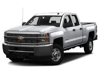 Used 2016 Chevrolet Silverado 2500HD Work Truck Truck Double Cab Near Sebring