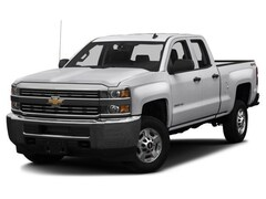 Used 2016 Chevrolet Silverado 2500HD Work Truck Truck