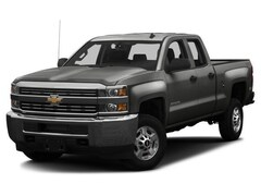 2016 Chevrolet Silverado 2500HD LT Truck Double Cab For Sale in Liberty, NY