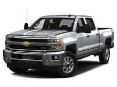 2016 Chevrolet Silverado 2500HD LT Truck Crew Cab