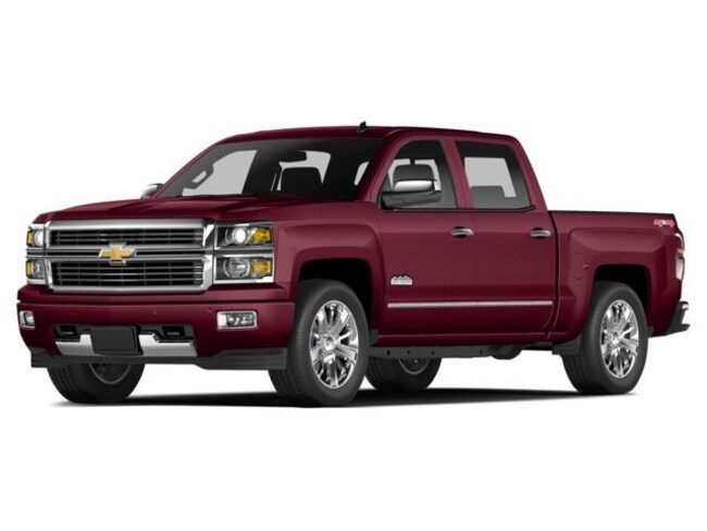 2016 Chevrolet Silverado 2500HD High Country Truck