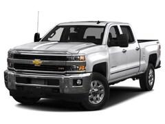 2016 Chevrolet Silverado 2500HD WT Truck Crew Cab