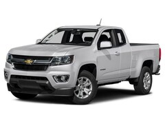 2016 Chevrolet Colorado WT Extended Cab Long Bed Truck