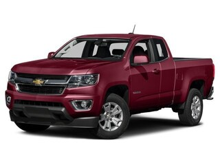 Used 2016 Chevrolet Colorado WT Truck Extended Cab 1GCHTBE37G1287687 Franklin, PA
