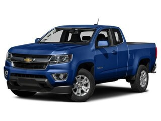 2016 Chevrolet Colorado 4WD WT Extended Cab Pickup