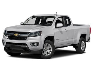 Used 2016 Chevrolet Colorado 4WD Ext Cab 128.3 WT Truck Extended Cab Medford, OR