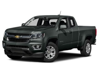 Used 2016 Chevrolet Colorado WT Truck Extended Cab Redding, CA