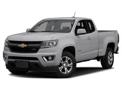 2016 Chevrolet Colorado 4WD Z71 Truck Extended Cab