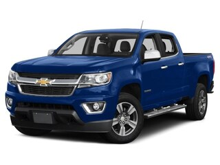Used 2016 Chevrolet Colorado 2WD WT 2WD Crew Cab 128.3 WT Truck Crew Cab for sale in Fort Myers, FL