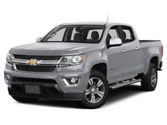 2016 Chevrolet Colorado 2WD WT 2WD Crew Cab 128.3 WT